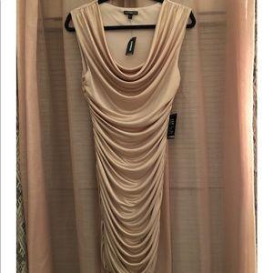 Champagne shimmer dress